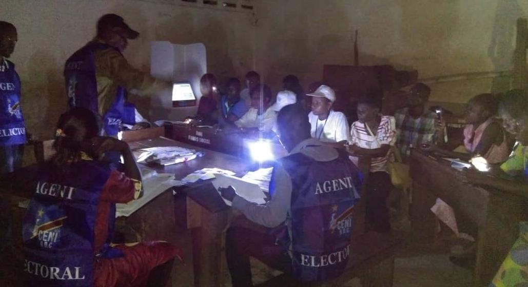 Rdc lections g n rales 2018 fermeture des bureaux de vote visionchannelafrica - Fermeture bureau de vote ...
